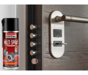 Многофункциональная смазка Soudal Multi Spray, баллон 400 мл