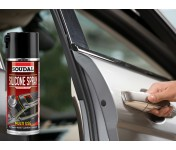 Силиконовая смазка Soudal Silicone Spray, баллон 400 мл