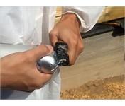 Biber, закрытый пистолет для герметиков и клеев в колбасах по 400/600 мл