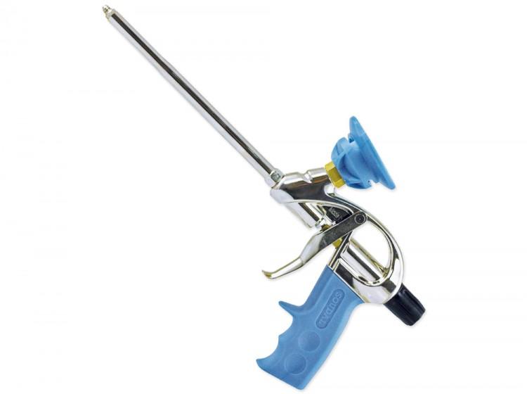 Soudal Profi Gun Click&Fix, тефлоновый пистолет для монтажной пены