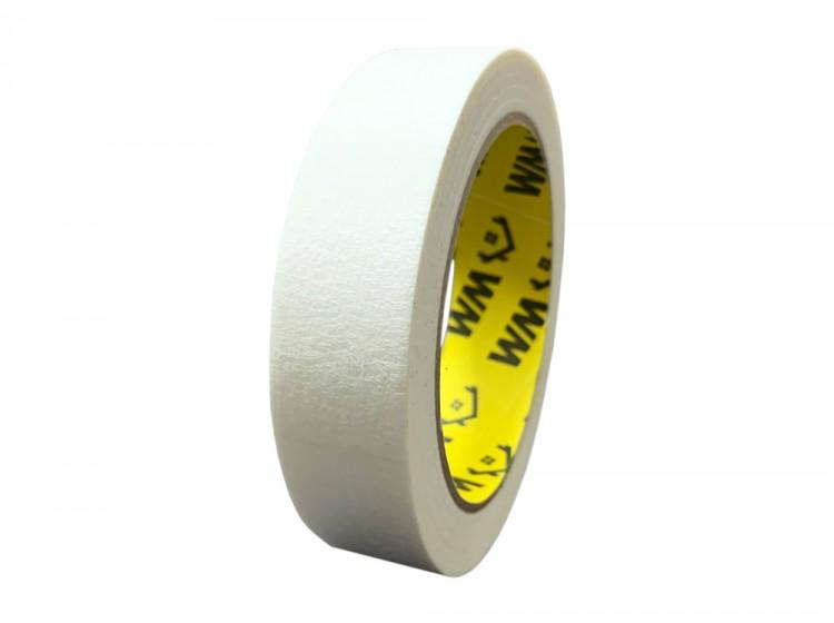 Малярный скотч 25 мм, намотка 34 м