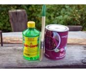 Растворитель уайт-спирит, бутылка 1 л